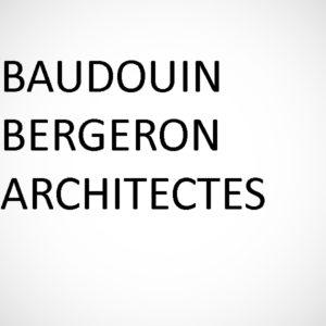 LOGO CLIENT BAUDOUIN BERGERON ARCHITECTES - RENDERSTORM Concept Art Rendering Models Lego Archviz Perspectiviste