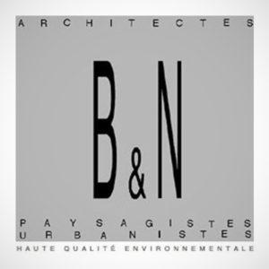 LOGO CLIENT B&N ARCHITECTES - RENDERSTORM Concept Art Rendering Models Lego Archviz Perspectiviste