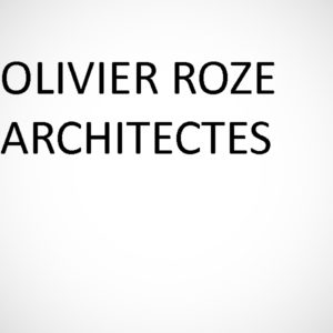 LOGO CLIENT OLIVIER ROZE ARCHITECTES - RENDERSTORM Concept Art Rendering Models Lego Archviz Perspectiviste